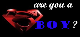 Are You a SuperBoy?